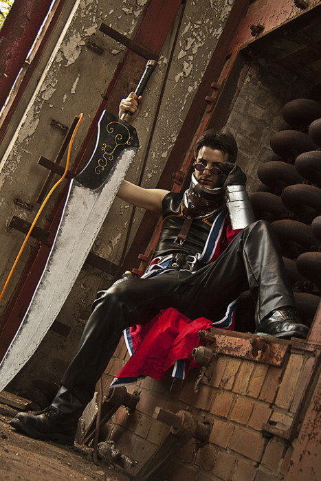 9 examples of male cosplay. Men do it too.
